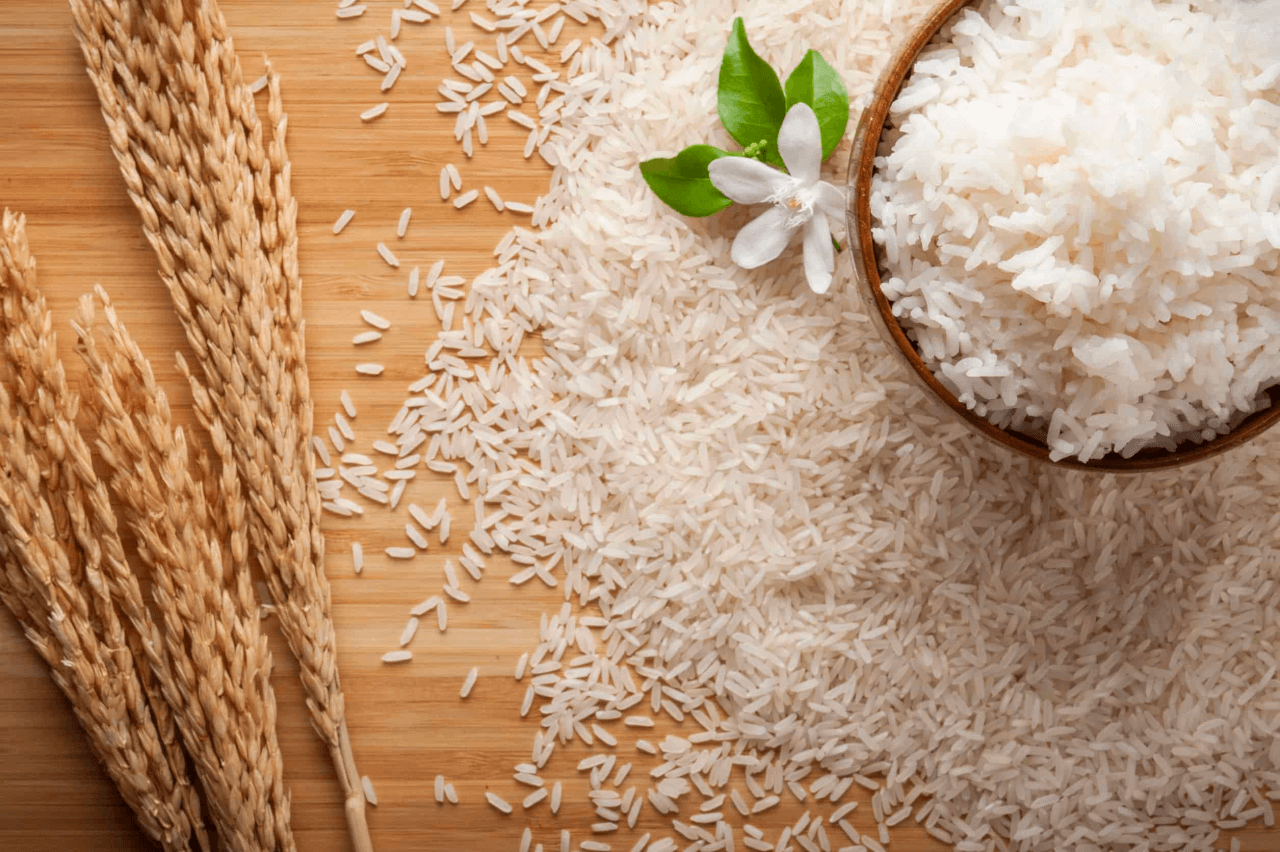arroz orgânico